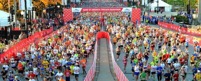 Chicago Marathon – Amazing!